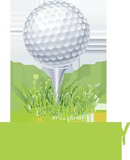 Golf Kurzy Logo